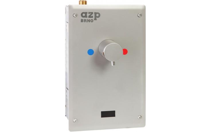 """AZP BRNO AUS 2 sprchová baterie G1/2"""" s termostatickým ventilem, vstavaná, automatická, senzorová, nerez"""