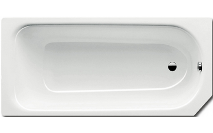 KALDEWEI SANIFORM 362-1 V4 vana 1600x700x410mm, ocelová, speciální, bílá Perl Effekt