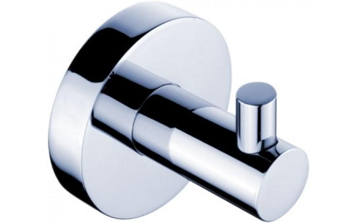 NIMCO UNIX háček 52x54mm, jednoduchý, chrom