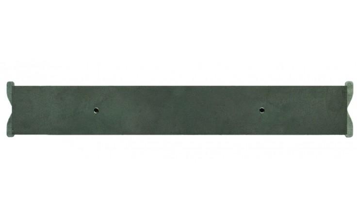 Příslušenství ke žlabům Unidrain - Custom - podkladová deska+zvyšovací sada 1200mm nerez