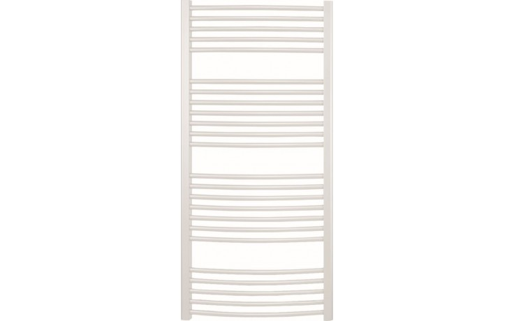 CONCEPT 100 KTKE radiátor koupelnový 700W elektrický rovný, bílá KTK18600750-10E