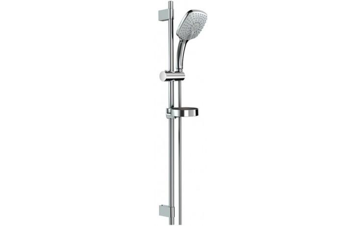 IDEAL STANDARD IDEALRAIN CUBE set XL3 3-funkční ruční sprcha 130x130mm/sprchová tyč 900mm chrom B0017AA