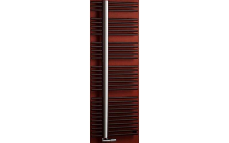 P.M.H. KRONOS KR1BL koupelnový radiátor 600x800mm, 427W, černá