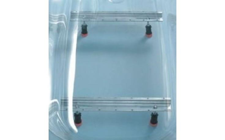 CONCEPT WA-ADS nohy k akrylátovým vanám 110-190mm, univerzální, odhlučněné