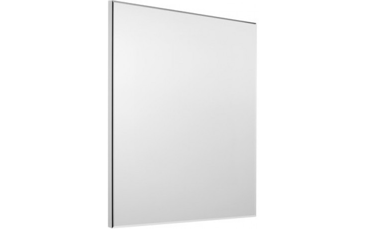 Nábytek zrcadlo Roca Unik Victoria-N 100x70x1,9 cm antracit lesklý lak
