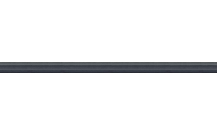 RAKO UNISTONE listela 40x2cm, černá