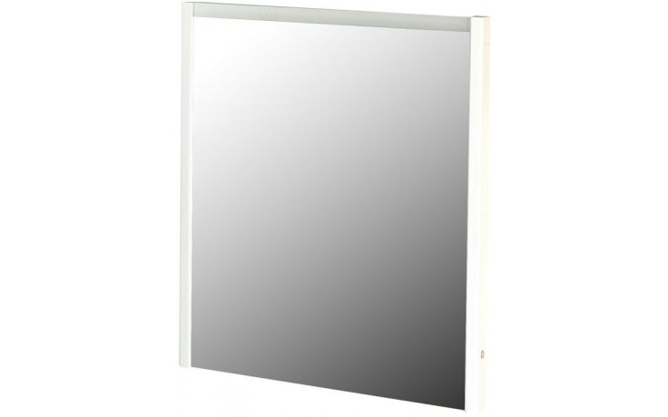 Nábytek zrcadlo - Concept 600 s LED osvětlením 60x5x75 cm bílá