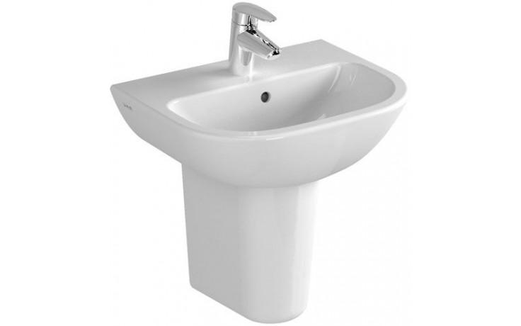 CONCEPT polosloup pro umývátka bílá alpin 5280L003-7200