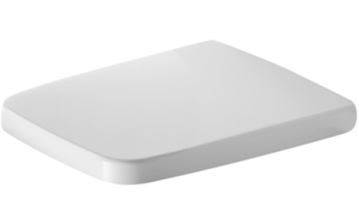 Sedátko WC Duravit duraplastové Pura Vida Soft Close  bílé
