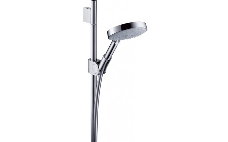 AXOR UNO sada ruční sprcha Raindance S 150 Air jet/nástěnná tyč chrom 27986000