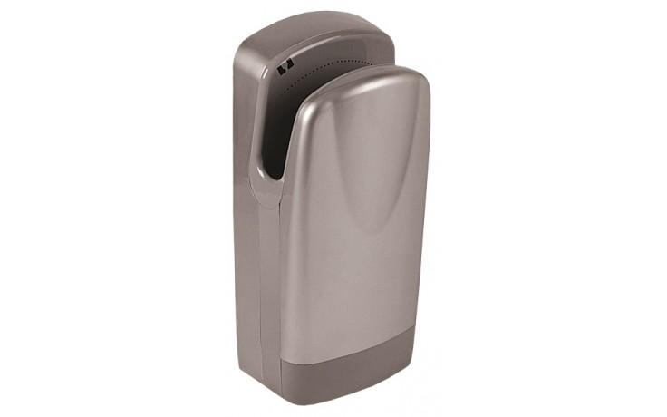 SANELA SLO01S osoušeč rukou 300x230x650mm, štěrbinový, automatický, plast, šedá