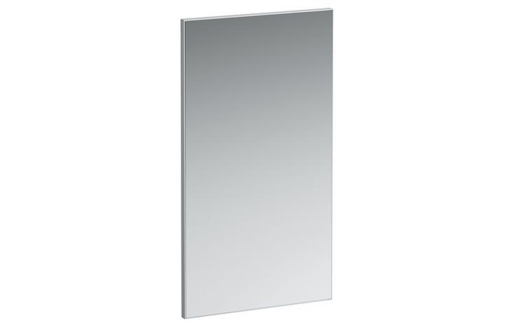 LAUFEN FRAME 25 zrcadlo 450x20x825mm bez osvětlením, hliník 4.4740.0.900.144.1