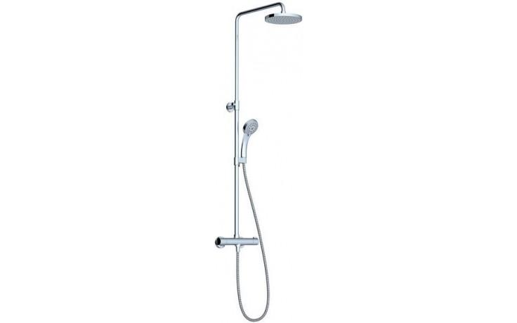 RAVAK TERMO 100 TE 091.00/150 sprchový sloup s termostatickou baterií, posuvný