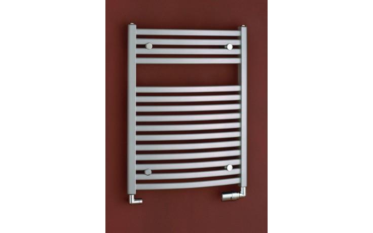 Radiátor koupelnový PMH Marabu MSM6 600/1815  metalická stříbrná