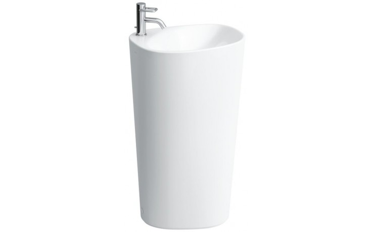 Umyvadlo speciální Laufen - Palomba volně stojící 59 cm bílá