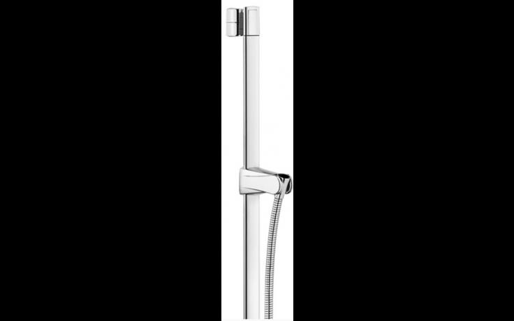 KLUDI Q-BEO sprchová tyč 900mm, s hadicí, chrom