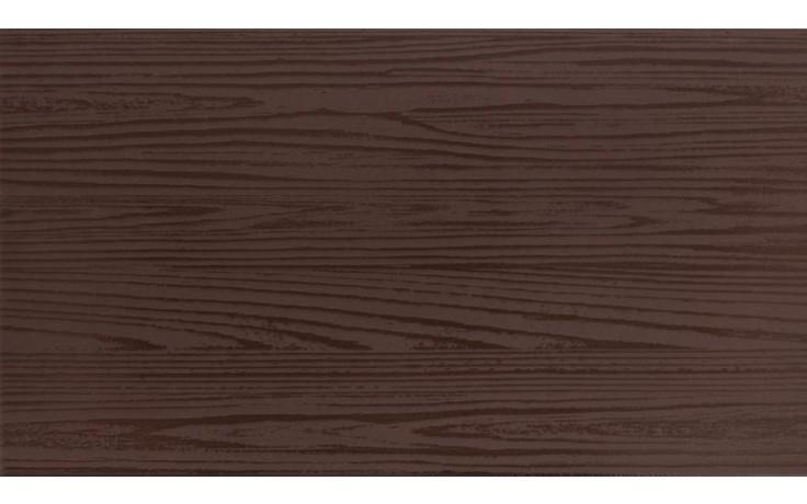 Obklad Rako Wenge 25x45cm hnědá