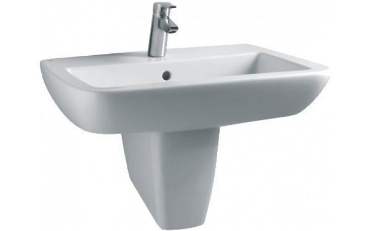 Umyvadlo klasické Ideal Standard s otvorem Ventuno  75x52 cm bílá