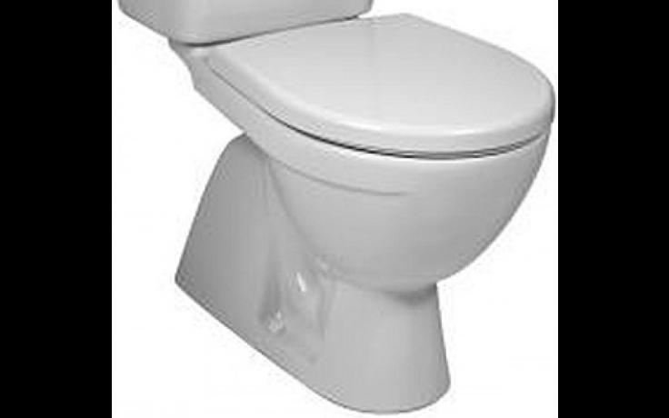 JIKA LYRA PLUS WC mísa 360x630x400mm, bílá 8.2438.7.000.000.1