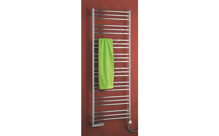 Radiátor koupelnový PMH Sorano 600/1210 626 W (75/65C) chrom