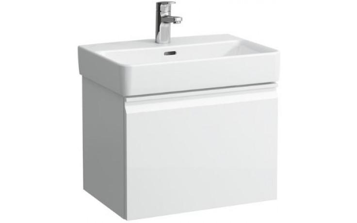 LAUFEN PRO S skříňka pod umyvadlo 510x370mm s 1 zásuvkou, bílá