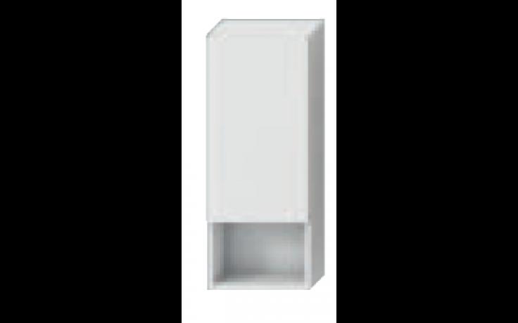JIKA LYRA skříňka 320x132mm střední, mělká, bílá/bílá