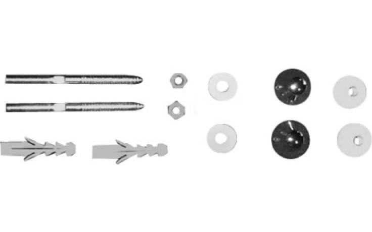 DURAVIT upevnění 10x140mm chrom 0050301000
