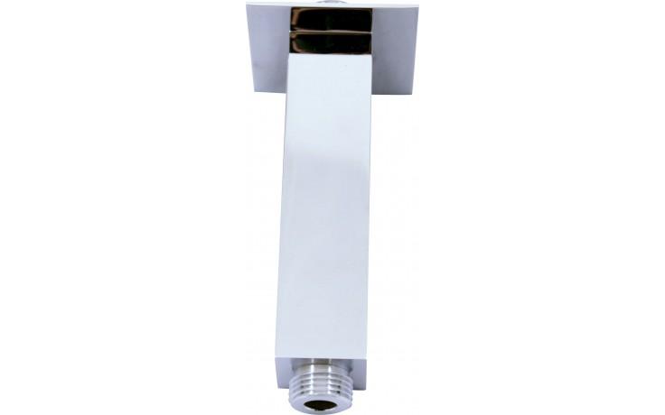 EASY pevný držák stropní 12cm pro hlavovou sprchu, hranatý, kov, EA0372