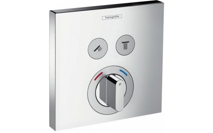 HANSGROHE SHOWERSELECT termostat podomítkový chrom 15768000