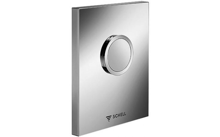 SCHELL EDITION ovládání k WC, nerez, 028032899