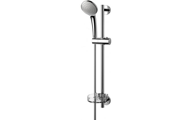 IDEAL STANDARD IDEALRAIN set M1 1-funkční ruční sprcha 100mm/sprchová tyč 600mm chrom B9412AA