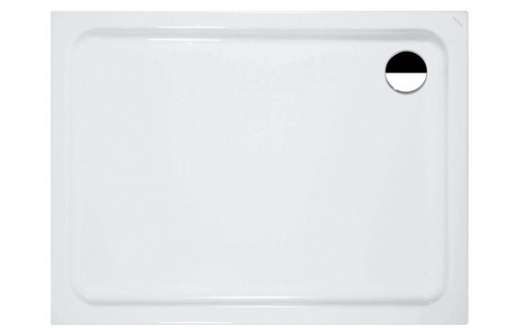 LAUFEN SOLUTIONS sprchová vanička 1200x900mm akrylátová, obdélníková, bílá 2.1250.3.000.000.1