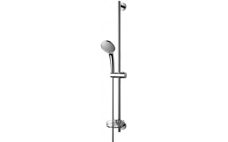 IDEAL STANDARD IDEALRAIN set M3 3-funkční ruční sprcha 100mm/sprchová tyč 900mm chrom B9417AA