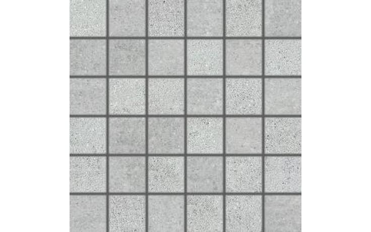 RAKO CEMENTO mozaika 5x5cm šedá DDM06661