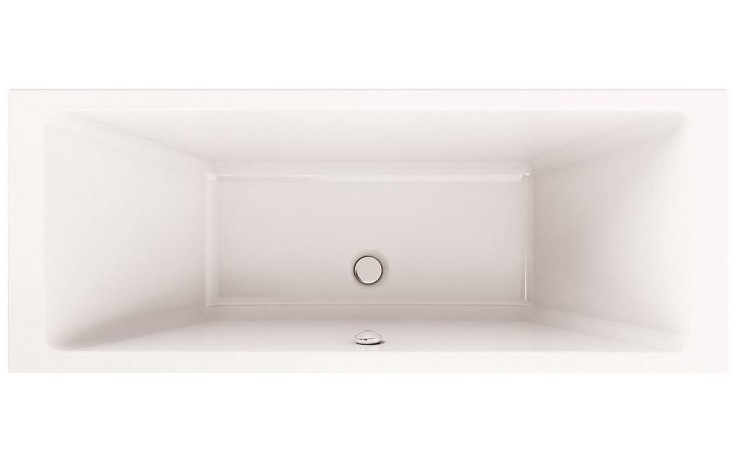 IDEAL STANDARD STRADA DUO vana 1700x750x485mm, pro 2 osoby, akrylátová, bílá