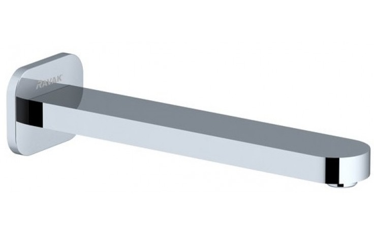RAVAK CHROME CR 027.00 výtokové ramínko 70x55x250mm pro umyvadlo/vanu X07P113