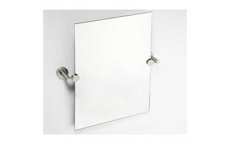 Doplněk zrcadlo GOZ METAL Inox N 602011 výklopné 400x600 mm nerez brus