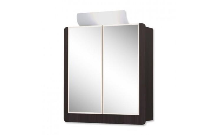 Nábytek zrcadlová skříňka Jokey Vardö Eco 80x65x16 cm bílá