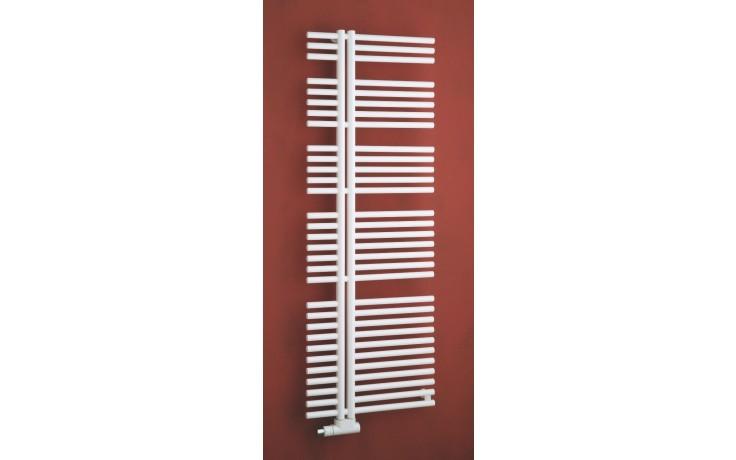Radiátor koupelnový PMH Kronos 600/1670  Bordó RAL 3004FS