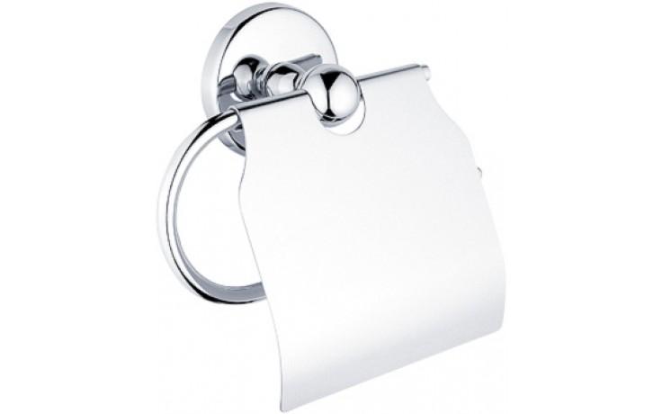 Doplněk držák toal. papíru Nimco Kalypso s krytem  chrom