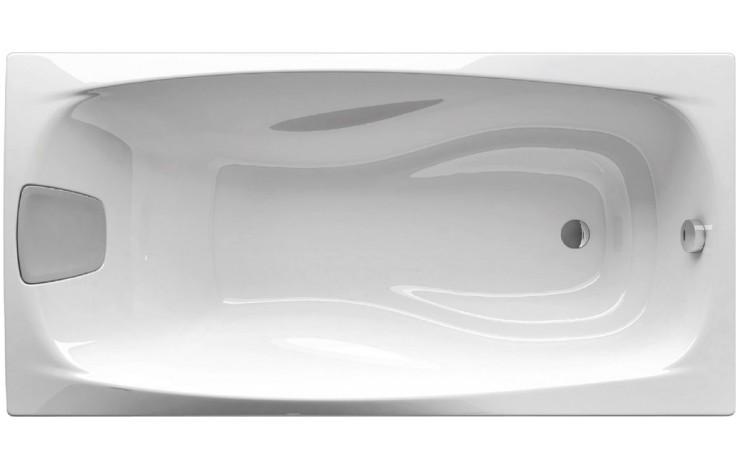 RAVAK XXL 190 klasická vana 1900x950mm akrylátová, obdélníková, bílá