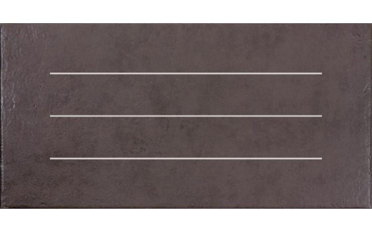 RAKO CLAY dekor 30x60cm hnědá DDVSE641