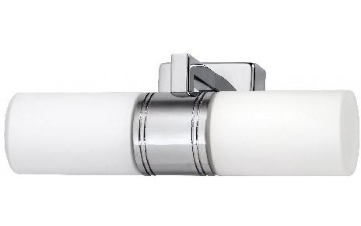 RABALUX LEXO koupelnové svítidlo 2x40W, chrom/sklo