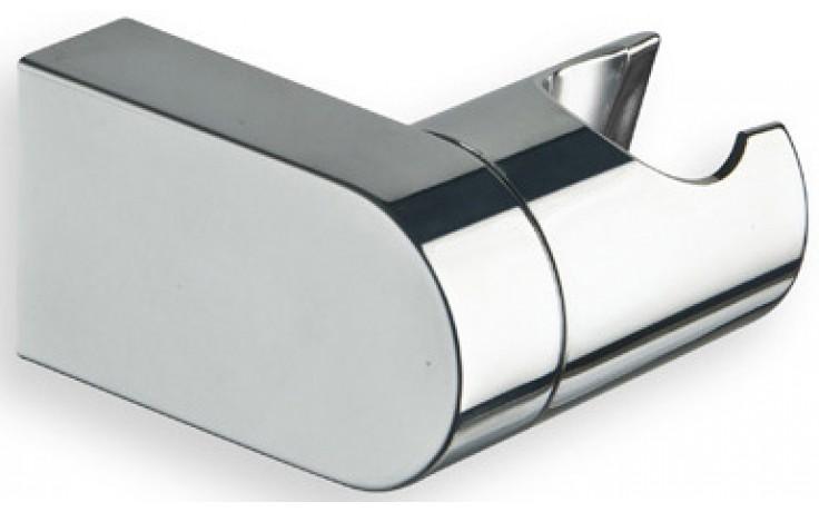 CRISTINA NEW DAY nástěnný držák pro ruční sprchu 70x38mm chrom