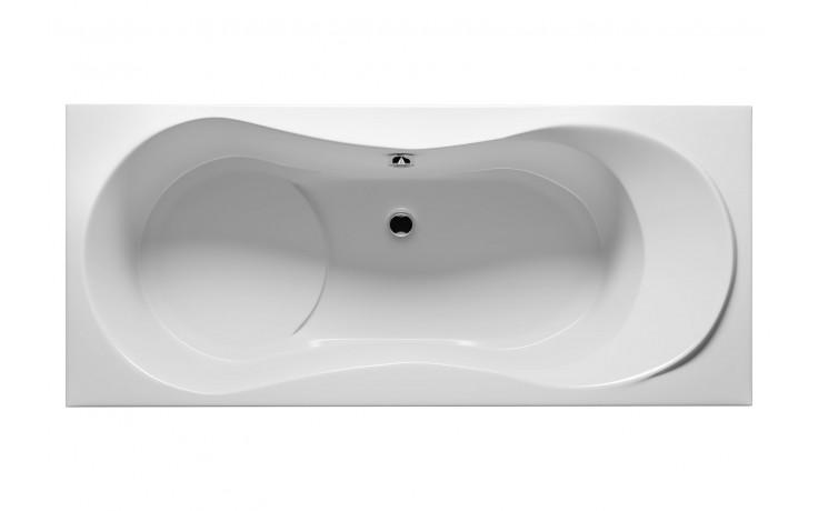 Vana plastová Riho(JVP) klasická Tofield BA3700500000000 180x80cm bílá