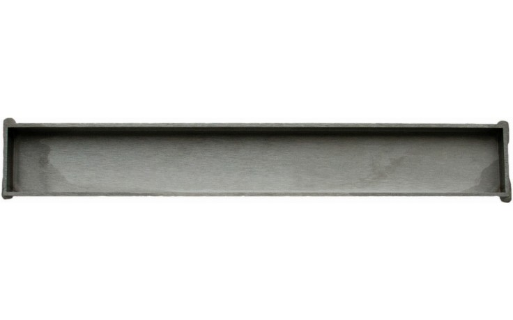 UNIDRAIN HIGHLINE 1940 CASSETTE kazeta 300mm, nerezová ocel