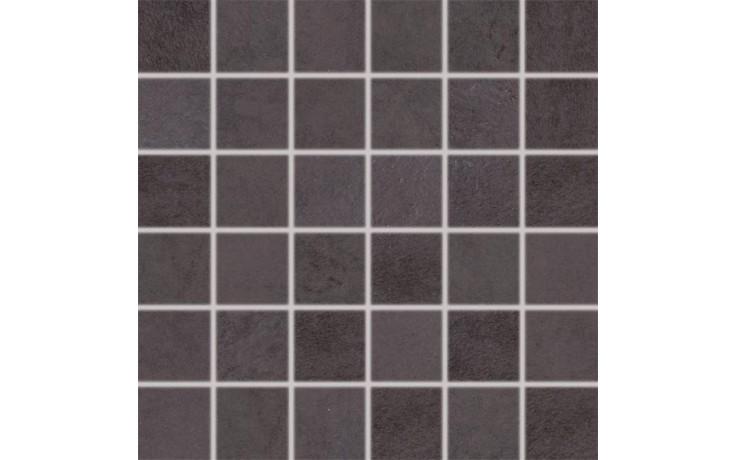 RAKO CLAY mozaika 30x30cm hnědá DDM06641