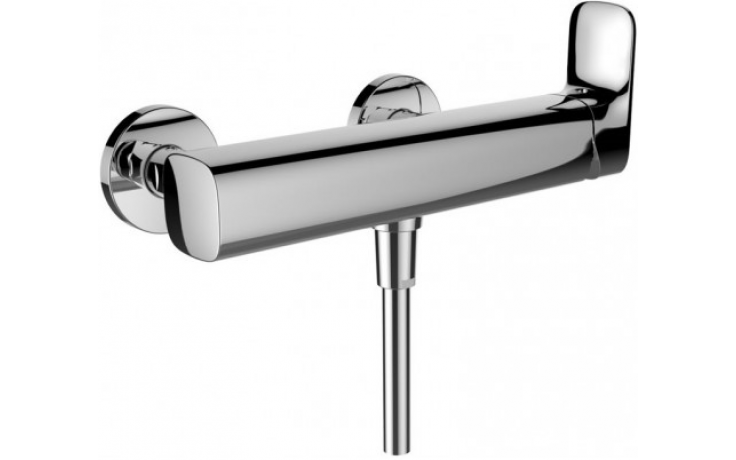 LAUFEN CITYPLUS sprchová nástěnná páková baterie bez příslušenství chrom 3.3175.7.004.400.1