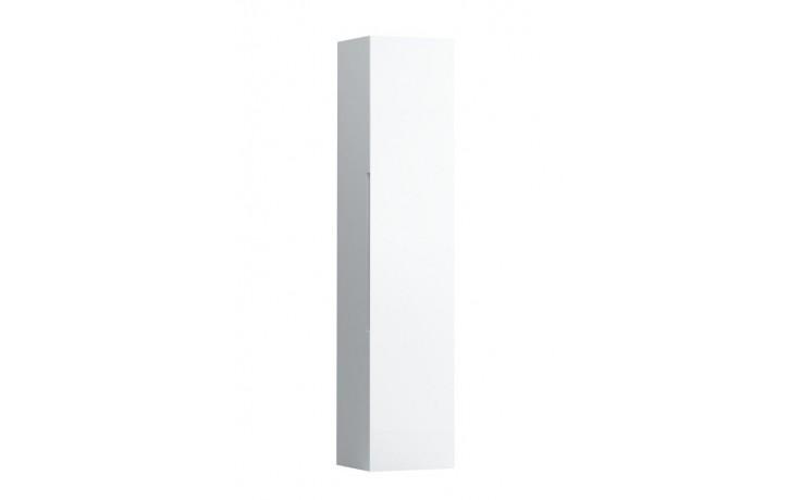 LAUFEN PALOMBA COLLECTION vysoká skříňka 360x310x1650mm závěsy vpravo, stone grey 4.0675.2.180.220.1