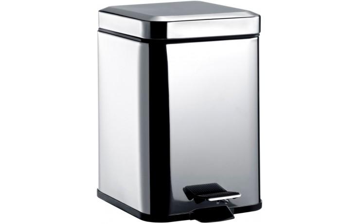 CONCEPT 200 STYLE odpadkový koš 5l chrom